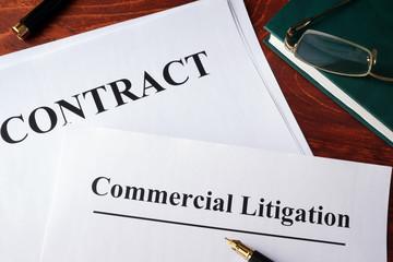 Commercial litigation - Legal Services